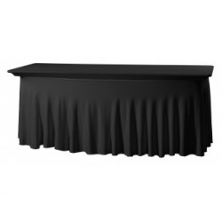Housse de table grande et rectangulaire - 180 gr/m²