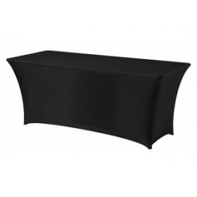 Housse de table rectangulaire - SYMPOSIUM - 180 gr/m²