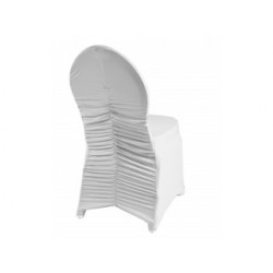 Housse de chaise raffinée - ÉLÉGANCE - 180 gr/m²