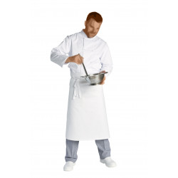 Veste de cuisine aération optimale - DAVID - 215 gr/m²