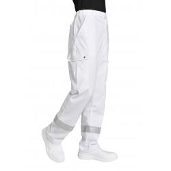 Pantalon ceinture élastiqué - BRUNO - 2 couleurs