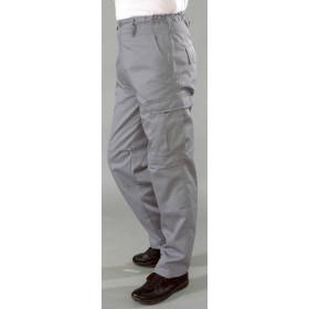 Pantalon multipoche -...