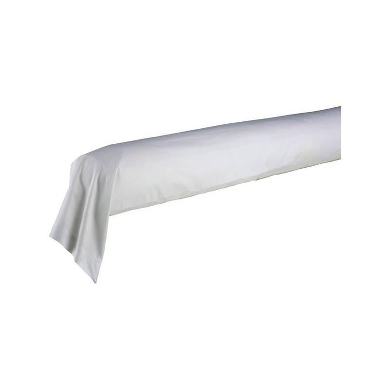Taie de traversin confort 100% coton - 140 fils - AMBOISE - 117 gr/m²