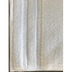 Linge de bain hôtel blanc | 100% coton | Grande qualité | Absorbant