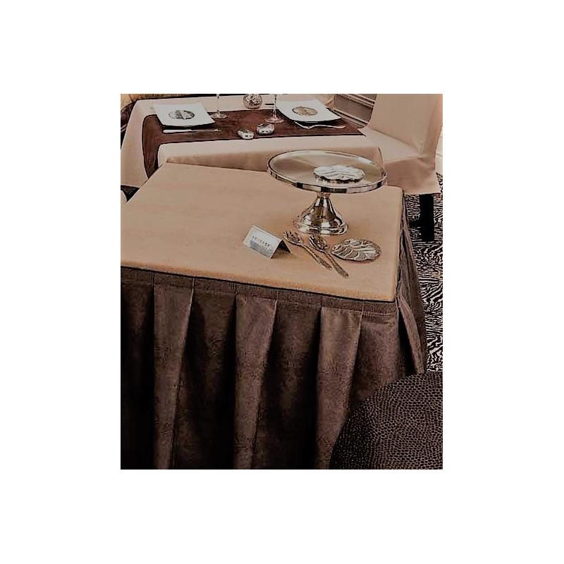 lot de 15 chemins de table - Reptile - 235 gr/m2