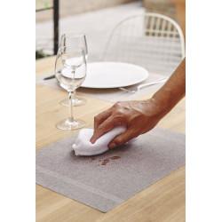 Sets de table restaurant | Rouleau 12 unités | Facile d'entretien