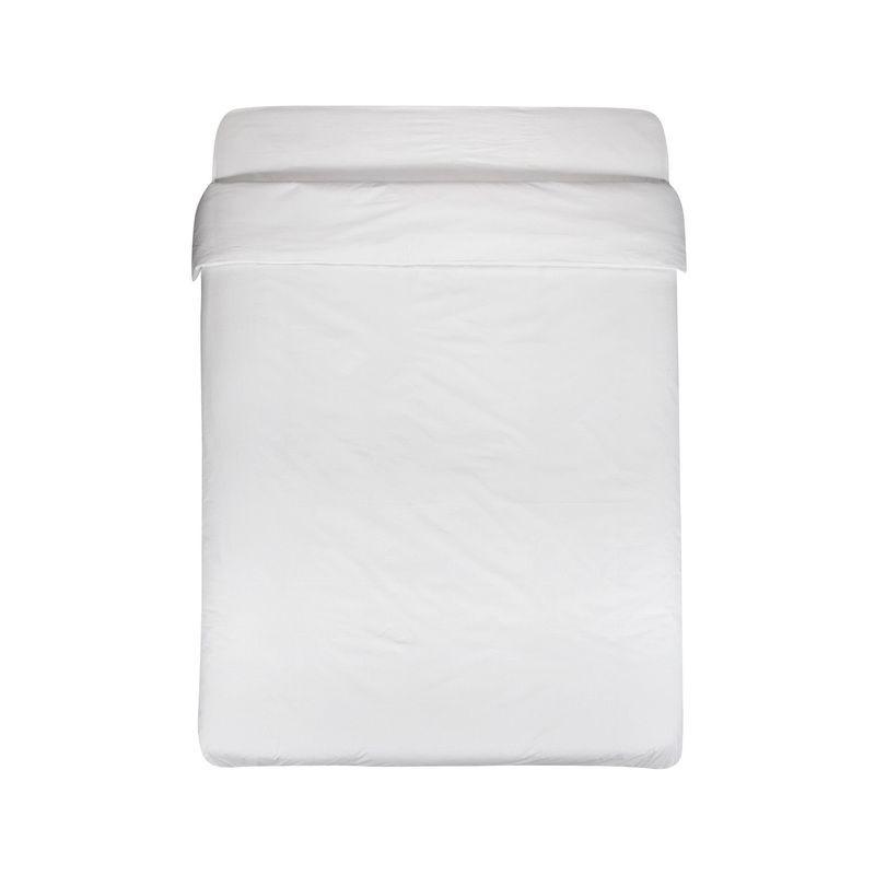 Housses de couettes - CHENONCEAU - Percale de PolyCoton 200 fils