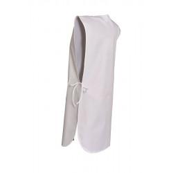 Chasuble entretien ménage blanc ou noir - taille réglable - 1 poche