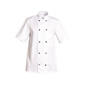 Veste de commis mixte en polycoton - FABRICE - 2 coloris