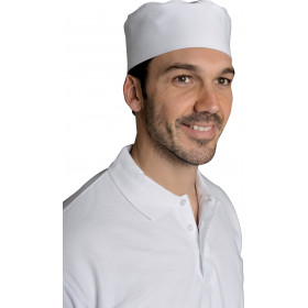 Lot de 5 Calots de cuisine - Sergé de Coton
