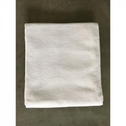 Drap de massage double fils blanc - PROCLAS - 70 x 180 cm