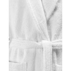 Peignoir éponge mixte pour hotel et spa - Comptoir Textile Hôtelier