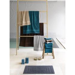 Tapis de bain hôtel & Spa | Boucle retors | 16 coloris | Qualité luxe