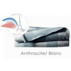 Couverture 100% polyester non feu - CHATEL - 400 gr/m²