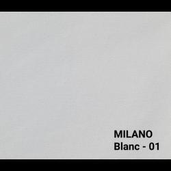 Échantillon tissu 100% polyester - MILANO - 220 gr/m²