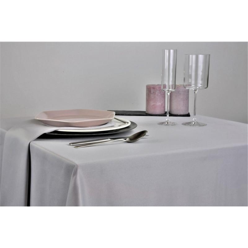 Nappage pour restaurant   100% polyester   Réalisable sur-mesure