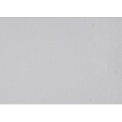 Échantillon tissu faux uni léger effet satiné polycoton - CREPE 50/50 - 210 gr/m²