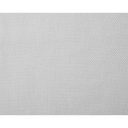 Échantillon tissu natté en polycoton faux uni - OPAL - 280 gr/m²