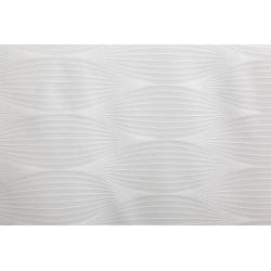 Échantillon tissu 100% coton motifs ovales - LIMOGES - 280 gr/m²