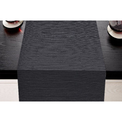 Chemin de table restaurant 100% polyester - BOREAL - 45 x 110 cm