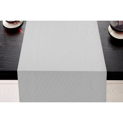 Lot de 5 chemins de table 100% coton - SANFOR - 45 x 110 cm