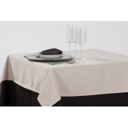 Nappage uni et facile d'entretien en polyester - MILANO - 220 gr/m²