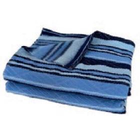 Couverture / couvre lit polyester fantaisie non feu - FUTÉ - 380 gr/m²
