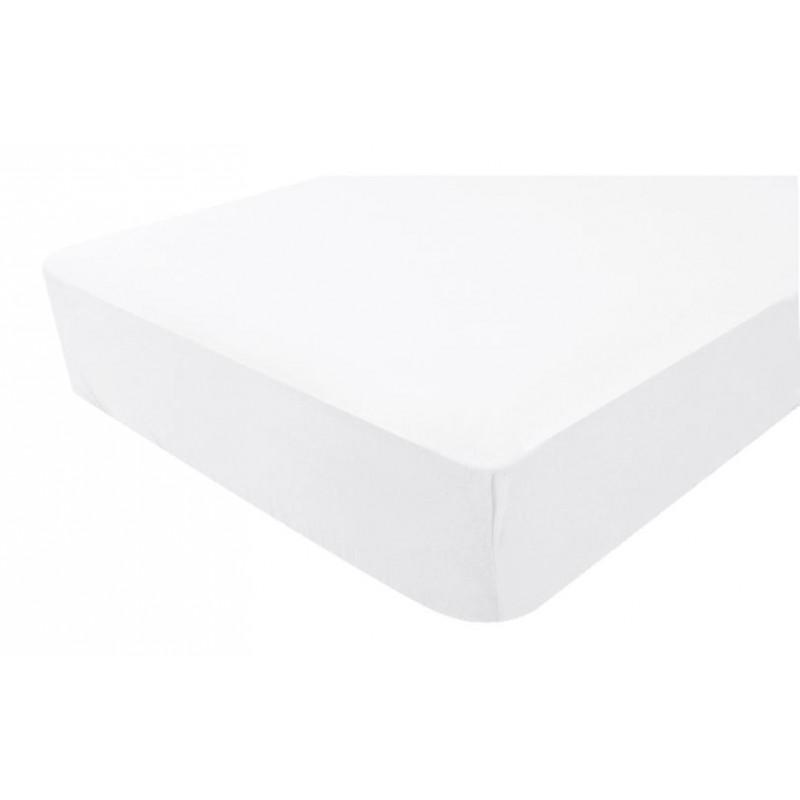 Drap Housse Jersey élastiqué Polycoton - SIGMA - 160 gr/m²