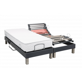 Sommier TPR - JULIET - Articulé et électrique