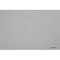 Nappe restaurant ignifugée non feu M1 | 100% polyester | Blanche