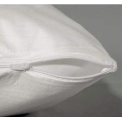 10 Protections d'oreillers imperméables - semi durables