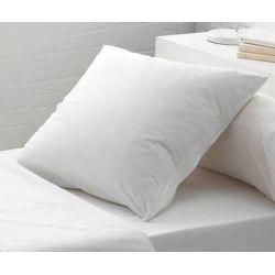 Taie d'oreiller confort 100% coton - 140 fils - AMBOISE - 117 gr/m²