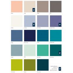 Tapis de bain hôtel coton peigné | 17 couleurs disponibles | Résistant