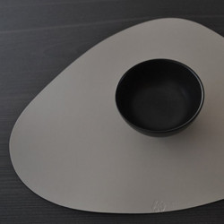 Set de Table pour restaurant en cuir lisse - LEATHER