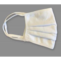 2 Masques Tissu 120 lavages UNS1 - Homologué DGA - Protection COVID19