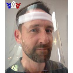 Kit de protection COVID 10 semaines - masques,gel,visière offerte