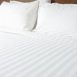 drap-plat-hotel-raye-percale-coton-beauregard