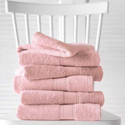 serviette-toilette-rose