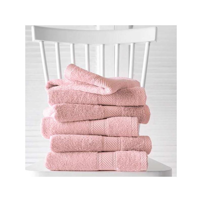 serviette-toilette-rose
