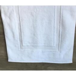 Tapis de bain hôtellerie en éponge 750g - PROCLAS - Comptoir Textile Hôtelier