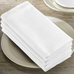 serviette-de-table-restaurant-pique-de-coton