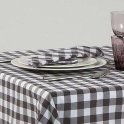serviette-de-table-professionnelle-carreaux-gris