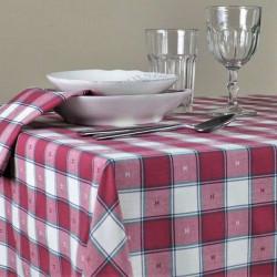 nappe-restaurant-damier