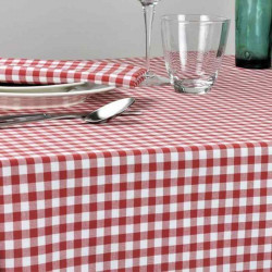 nappe-restaurant-carreaux-rouges