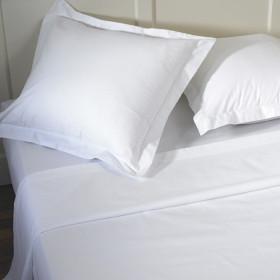 drap-plat-hotel-percale-coton-versailles