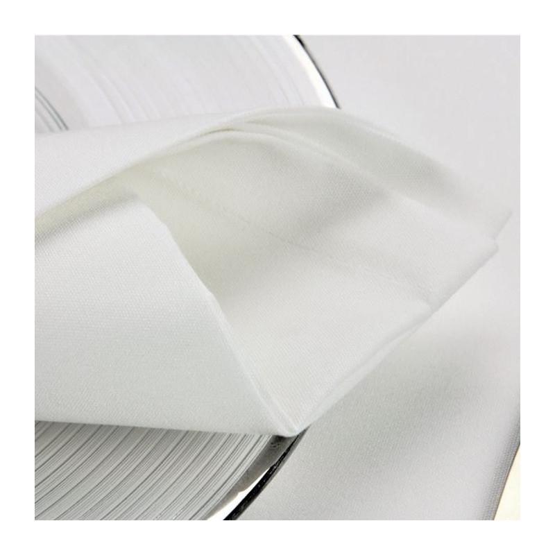 serviette-table-professionnelle-blanche-polyester