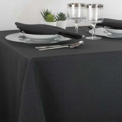 nappe-noire-restaurant-polyester-muca