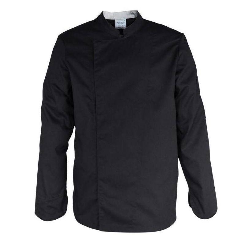 Veste de cuisine à manches longues - COOKIE - plusieurs couleurs