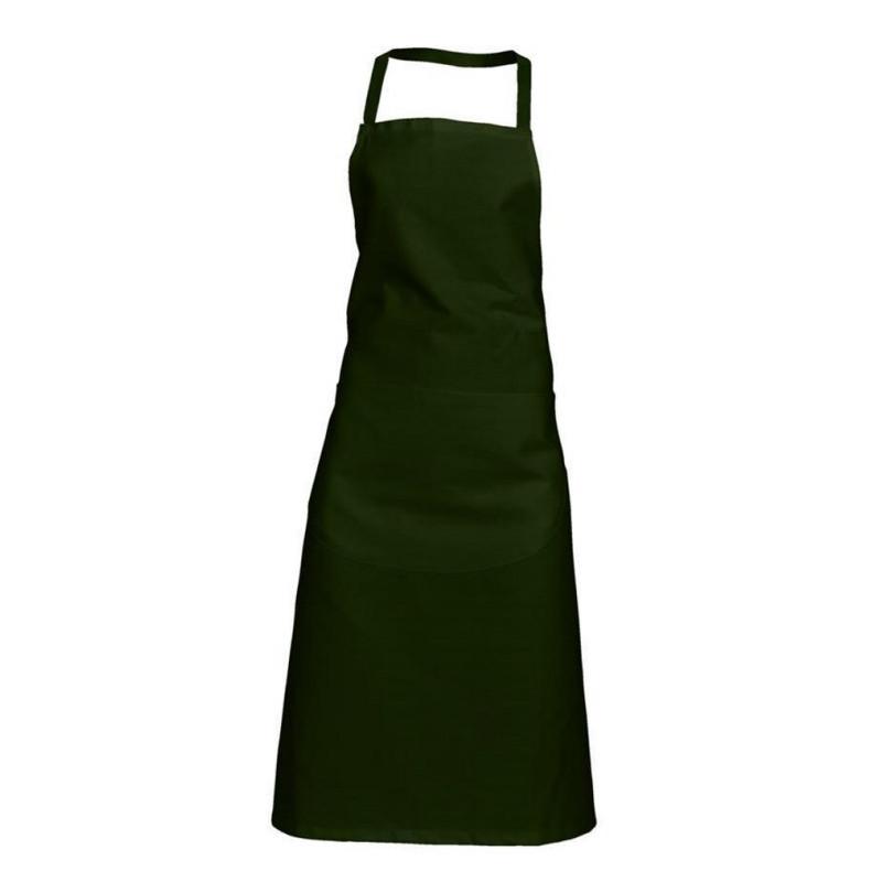 tablier-restauration-vert-bavette-poche