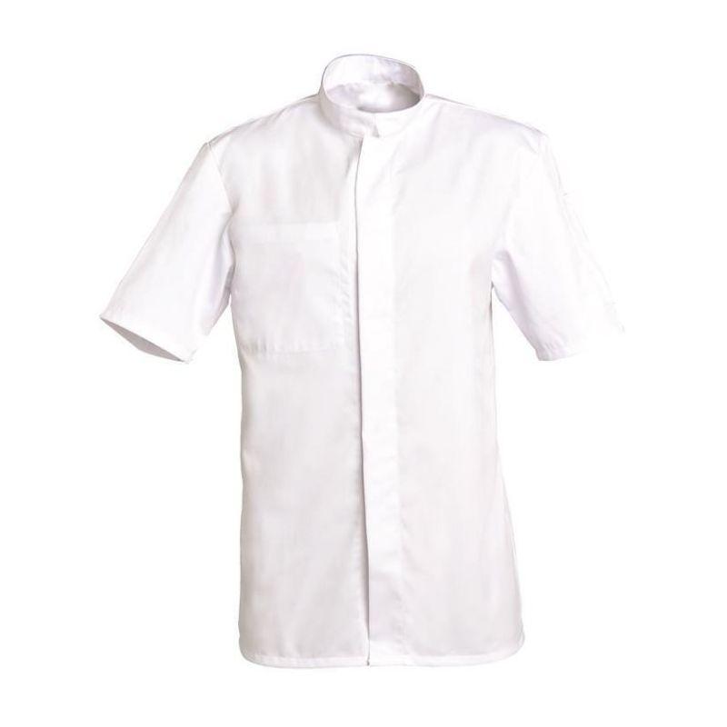 Veste-cuisinier-blanche